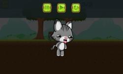 Little cat run and jump screenshot 3/4