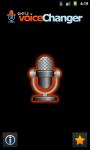 Simple Voice Changer screenshot 1/3