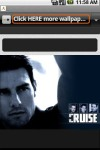 Cool Tom Cruise Wallpapers screenshot 1/2