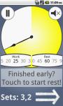 Gym Workout Timer screenshot 2/3