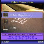 Bible Quiz Game screenshot 1/3