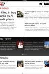 Emirates 24|7 iPad screenshot 1/1