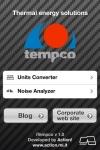 iTempco screenshot 1/1