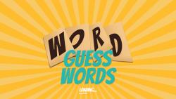 Guess_Words screenshot 1/5