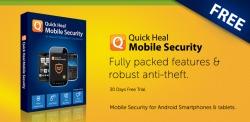 Quick Heal Antivirus screenshot 1/1
