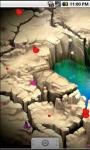 Heart Pond Live Wallpaper screenshot 2/4