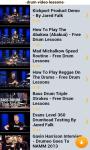 Drum Video Lessons Free screenshot 1/6