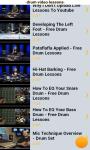 Drum Video Lessons Free screenshot 5/6