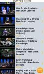 Drum Video Lessons Free screenshot 6/6