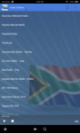 South Africa Radio Stations screenshot 1/3