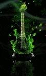 Grass Guitar Live Wallpaper screenshot 1/3