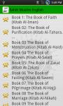 Sahih Muslim English screenshot 1/6