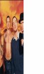 Red Hot Chili Peppers Wallpaper HD screenshot 1/3