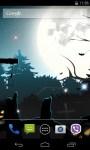 Halloween Live Wallpaper 3D parallax effect screenshot 4/5