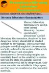 Precautions while using Laboratory Thermometers screenshot 3/3