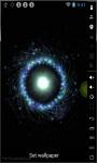Tauri Spectrum Live Wallpaper screenshot 1/3