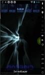 Tauri Spectrum Live Wallpaper screenshot 3/3