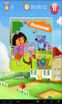 The Adventure Of Dora Theme Puzzle screenshot 1/5