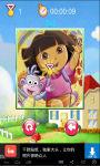 The Adventure Of Dora Theme Puzzle screenshot 3/5