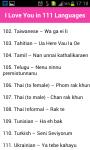 I Love You In 111 Languages screenshot 3/3