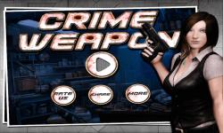 Criminal Weapon : Hidden Object screenshot 1/5