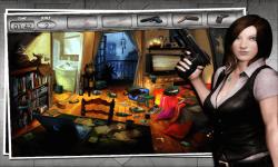 Criminal Weapon : Hidden Object screenshot 3/5