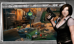 Criminal Weapon : Hidden Object screenshot 4/5