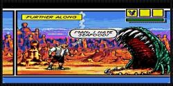 Comix Zone World screenshot 4/6