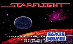 Star Flight screenshot 1/3