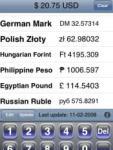 Currency Convert screenshot 1/1