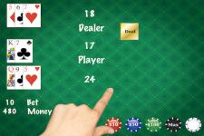 Simple Black Jack Gold screenshot 3/5