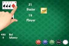 Simple Black Jack Gold screenshot 4/5