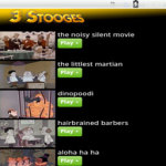 3 Stooges Android screenshot 2/2