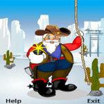 Cowboy Santa Lite screenshot 1/2