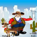 Cowboy Santa Lite screenshot 2/2