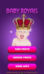 Baby Royals - Tablet Version screenshot 1/5