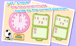 Babys Learning Clock by BabyBus screenshot 4/5