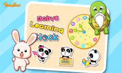 Babys Learning Clock by BabyBus screenshot 5/5