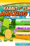 Rabbit and Turtle's Amazing Race HD (Lite Version): See, Touch & Learn screenshot 1/1