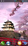 Sakura live wallpper screenshot 3/4