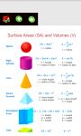 Algebra Useful Formulas screenshot 2/6