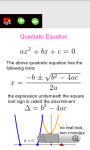 Algebra Useful Formulas screenshot 3/6