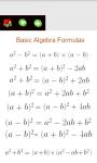 Algebra Useful Formulas screenshot 5/6
