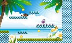 Jumping Ball Adventure II screenshot 2/4
