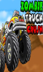 Zombie Truck Crush - Free screenshot 1/4