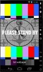 TV Error Live Wallpaper screenshot 2/3