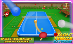 Table Tennis Extreme screenshot 3/6