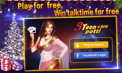 Teen Patti Pro - Indian Flush Poker  screenshot 3/6