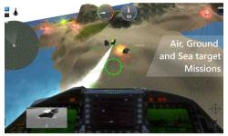 F14 Fighter Jet 3D Simulator screenshot 2/4
