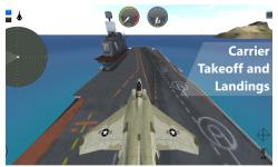 F14 Fighter Jet 3D Simulator screenshot 4/4